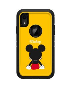 Mickey Mouse Backwards Otterbox Defender iPhone Skin
