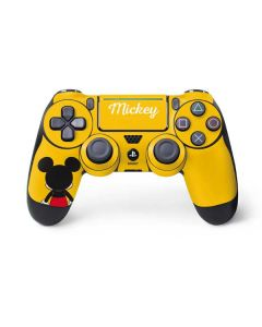 Mickey Mouse Backwards PS4 Pro/Slim Controller Skin