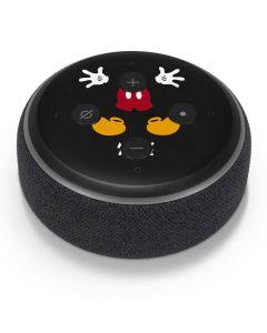 Mickey Mouse Body Amazon Echo Dot Skin
