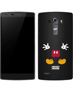 Mickey Mouse Body G4 Skin