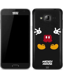 Mickey Mouse Body Galaxy J3 Skin