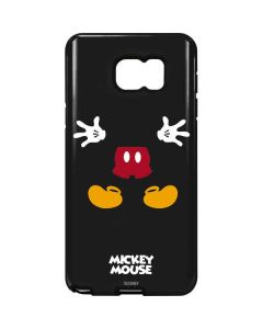 Mickey Mouse Body Galaxy Note5 Pro Case