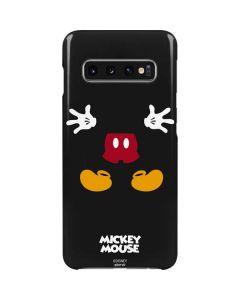 Mickey Mouse Body Galaxy S10 Lite Case