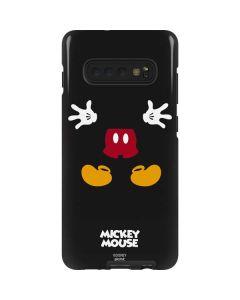 Mickey Mouse Body Galaxy S10 Plus Pro Case