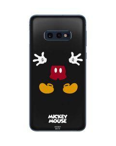 Mickey Mouse Body Galaxy S10e Skin
