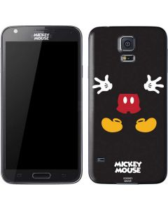 Mickey Mouse Body Galaxy S5 Skin
