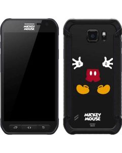 Mickey Mouse Body Galaxy S6 Active Skin