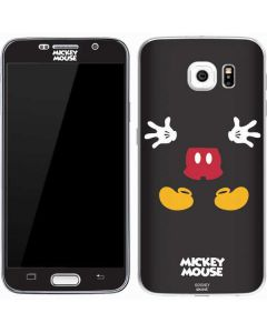 Mickey Mouse Body Galaxy S7 Skin