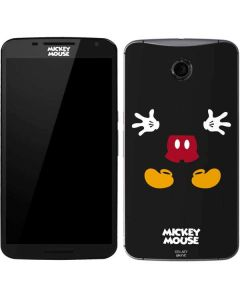 Mickey Mouse Body Google Nexus 6 Skin