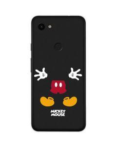 Mickey Mouse Body Google Pixel 3a XL Skin