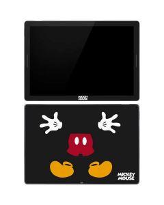 Mickey Mouse Body Google Pixel Slate Skin