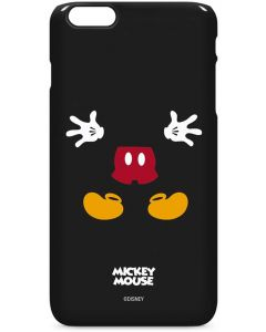 Mickey Mouse Body iPhone 6/6s Plus Lite Case