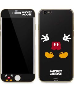 Mickey Mouse Body iPhone 6/6s Skin