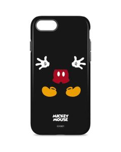 Mickey Mouse Body iPhone 7 Pro Case