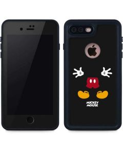 Mickey Mouse Body iPhone 8 Plus Waterproof Case