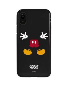 Mickey Mouse Body iPhone XR Pro Case