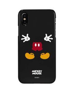 Mickey Mouse Body iPhone XS Max Lite Case