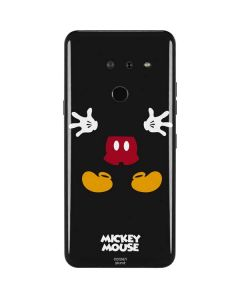 Mickey Mouse Body LG G8 ThinQ Skin