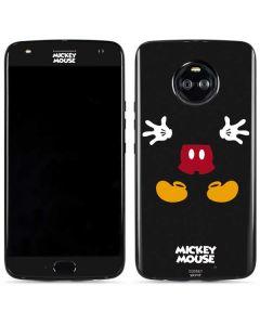 Mickey Mouse Body Moto X4 Skin