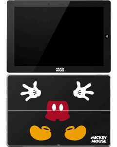 Mickey Mouse Body Surface 3 Skin