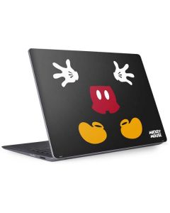 Mickey Mouse Body Surface Laptop 2 Skin