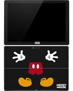 Mickey Mouse Body Surface Pro 4 Skin