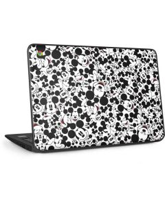Mickey Mouse HP Chromebook Skin