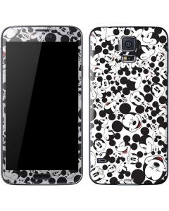 Mickey Mouse Galaxy S5 Skin