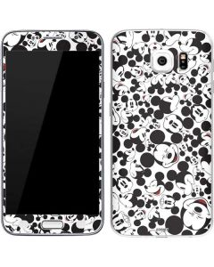 Mickey Mouse Galaxy S6 Skin