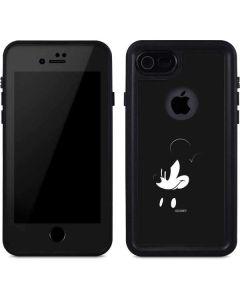 Mickey Mouse Jet Black iPhone 8 Waterproof Case
