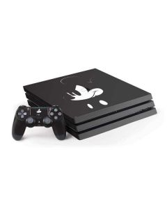 Mickey Mouse Jet Black PS4 Pro Bundle Skin