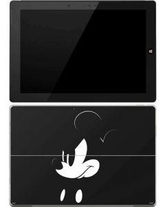 Mickey Mouse Jet Black Surface 3 Skin
