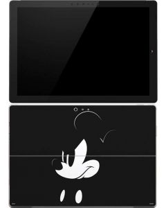 Mickey Mouse Jet Black Surface Pro (2017) Skin