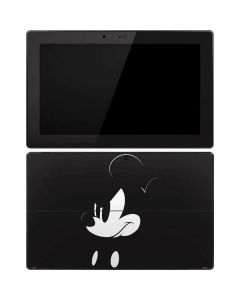 Mickey Mouse Jet Black Surface Pro Tablet Skin
