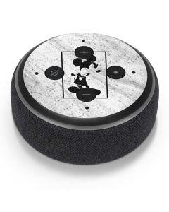 Mickey Mouse Marble Amazon Echo Dot Skin