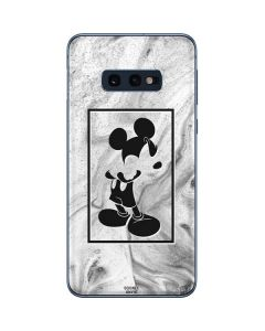 Mickey Mouse Marble Galaxy S10e Skin