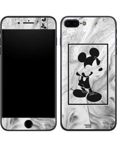 Mickey Mouse Marble iPhone 7 Plus Skin