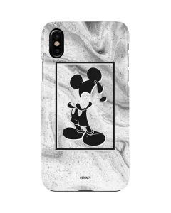 Mickey Mouse Marble iPhone XS Max Lite Case