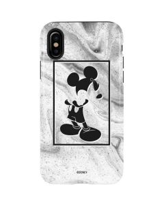 Mickey Mouse Marble iPhone XS Max Pro Case