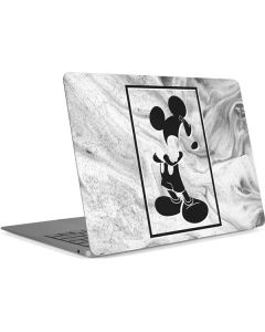 Mickey Mouse Marble Apple MacBook Air Skin