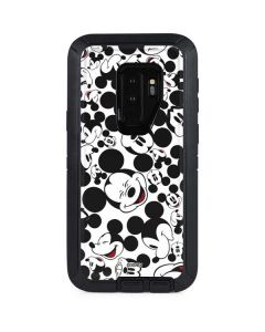 Mickey Mouse Otterbox Defender Galaxy Skin