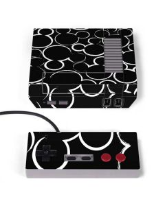 Mickey Mouse Silhouette NES Classic Edition Skin