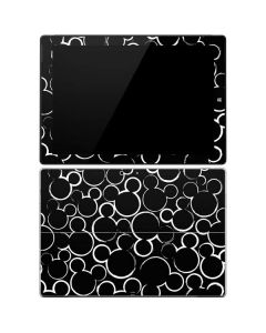 Mickey Mouse Silhouette Surface Pro 3 Skin