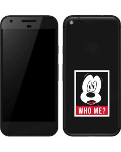 Mickey Mouse Who Me Google Pixel Skin