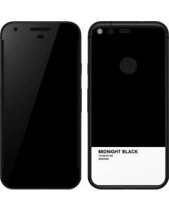 Midnight Black Google Pixel Skin