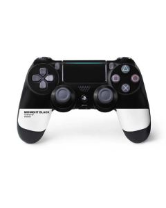 Midnight Black PS4 Pro/Slim Controller Skin