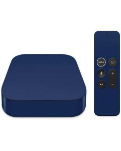 Midnight Blue Apple TV Skin