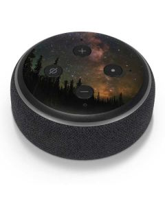 Milky Way Starry Night Amazon Echo Dot Skin