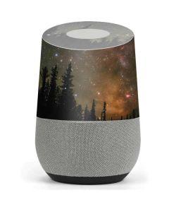 Milky Way Starry Night Google Home Skin