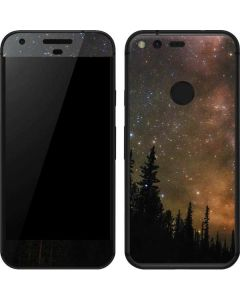 Milky Way Starry Night Google Pixel Skin